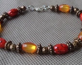 Bracelets for women, Beaded Jewelry, Beaded hand made bracelet , Hand made jewelry, Gift for her ,Bracelet for her ,Jewelry for her
