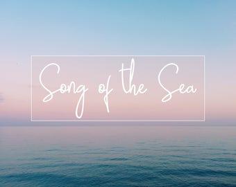 Summer Sea Actions - 10 Dreamy Sea Photoshop Actions - Artistic Actions - Summer Actions - Sea Photoshop Effect - Sea Mood - Beach Season