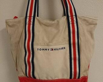Tommy Hilfiger bag  vintage retro with wallet inside