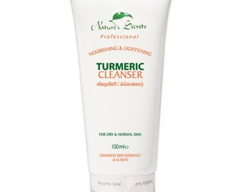 Turmeric Facial Cleanser