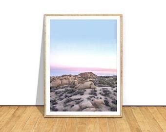 Desert Landscape, Desert Decor, Desert Wall Art, Desert Photography Printable, Southwestern Decor Art Digital Instant Download, d5c2c1