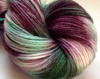 Alpaca and Wool Blend Yarn with Glitz!  3 Ply (FREE SHIPPING!)
