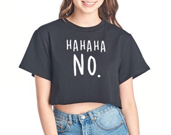 Spring Crop Tops/Womens crop tops/crop top/sarcastic top/graphic shirt/summer shirt