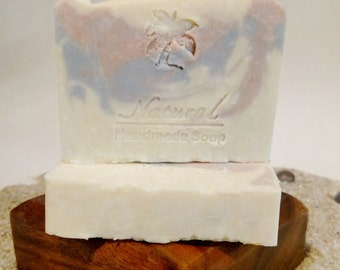 Honeysuckle Soap / Coconut Oil / Palm Oil / Olive Oil / Essential Oil Soap / All Natural Soap / Coconut Tree Soaps / Antibacterial Soap