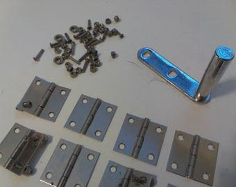 SALE!!  Boat Hardware , Stainless Steel Hinges , Boat  Lever , Boat Handle