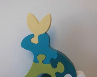 Lovely Rabbit Puzzle