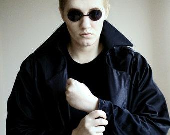 Matrix Sunglasses Neo Costume Glasses Movie Film Prop
