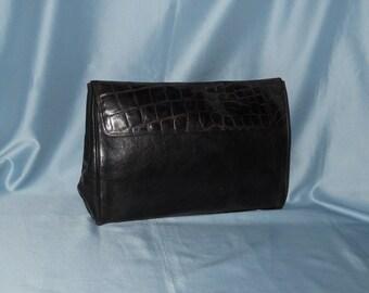Genuine vintage handbag! Genuine leather! Made in Italy!