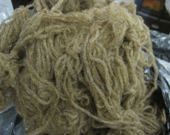 1kg Wool Stuffing - also know as Spool Wool or Slubs