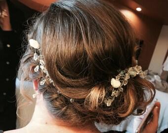Crystal Wedding Headpiece