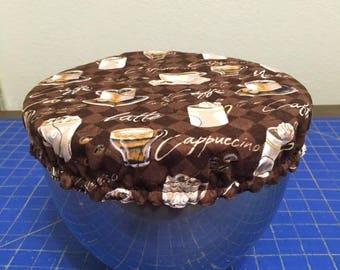 Quilted Mixing Bowl Cover