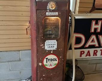 National A38 gas pump
