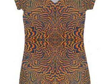 TSIBdCM V-neck dress