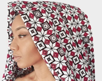 Mena Mode Ankara Fabric Headwrap Gele Headscarf FREE Shipping in U.S