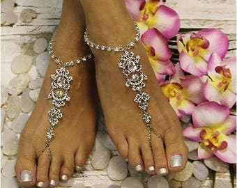 Womens Barefoot Sandals Etsy IN