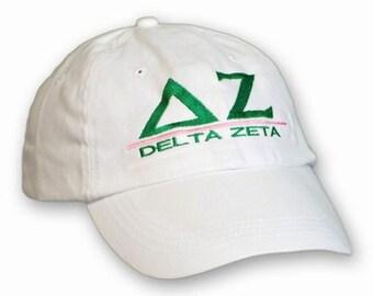 Delta Zeta Line Hat