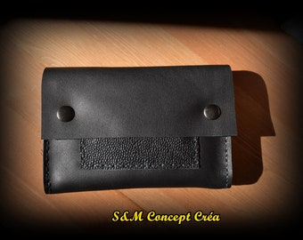 Tobacco Jacket / Pouch