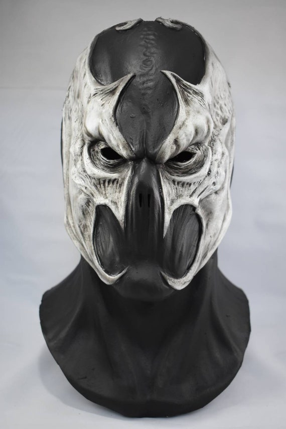 Spawn Of Hell Latex Mask