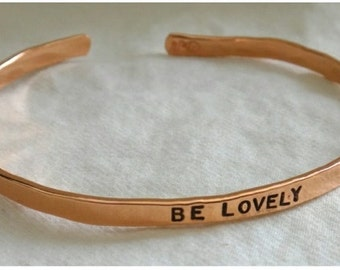Get Your Own Personalized Custom Handmade Bangle