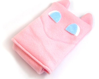 JULY PREORDER 3ds XL Case / Custom Size Pokemon Mew pouch carrying case new 3ds / 3ds xl / nintendo switch / psp vita holder cozy