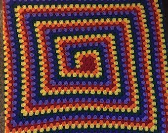 Rainbow Round and Round