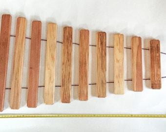 XL Redwood Xylophone