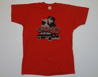 Grease T-Shirt Vintage 1980s XL