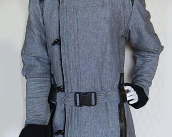 Futuristic Winter Coat