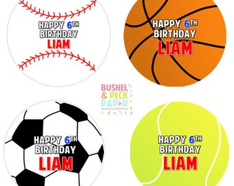 Sports Party  #Stickers