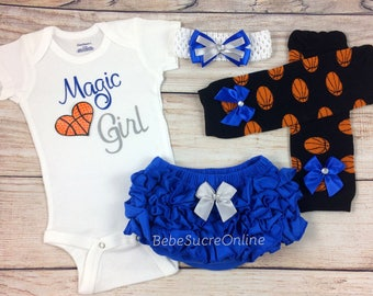 Magic Girl, Baby Basketball Outfit, Cheerleader Game Day Outfit
