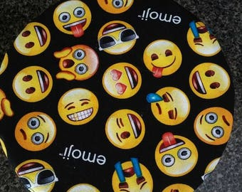 Emoji Bowl Covers