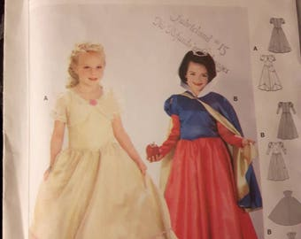 Burda 2480, Princess Costume Pattern