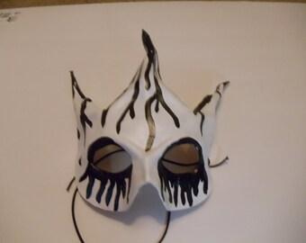 Melting Jester Mask