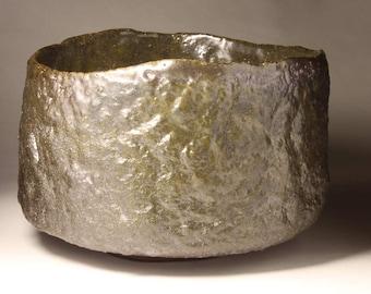 Wood Fired Tea Bowl. Chawan