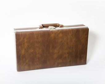 Cassette Briefcase 1980s (Empty)