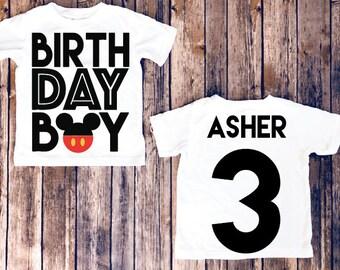 Mickey mouse birthday shirt, mickey birthday shirt, mickey mouse party, mickey mouse shirt, birthday party, disney party, disney mickey