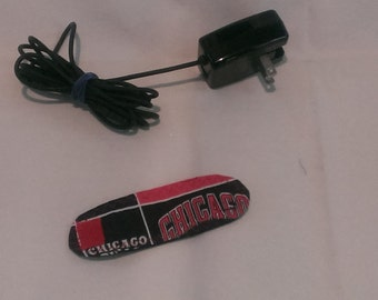 Chicago Bulls - Cord Wraps - Set of 2