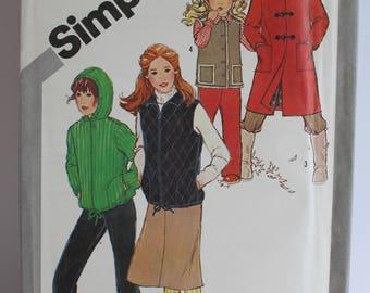 Simplicity 5251 Child's Size Six