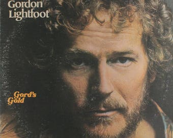 Gordon Lightfoot - Gord's Gold Dual LP 1975