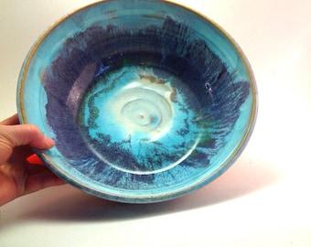 Ceramic Bowl, Large Ceramic Bowl, Pottery Bowl