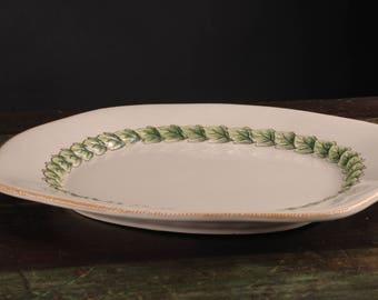 Fitz and Floyd, Manhattan Garden Serving Plate