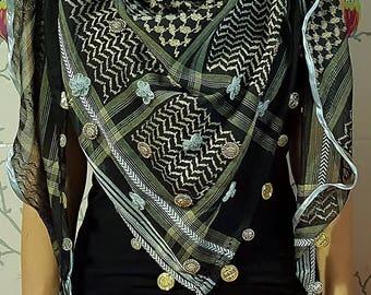 Ethnic scarf