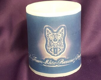 A-Team Elite Dog Rescue Candles