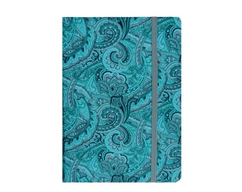 Kindle Case, Kindle Paperwhite Case, Kindle Cover, Kindle Paperwhite Cover Kindle Oasis 2 Cover, Kindle Oasis 2 Case, Turquoise Paisley Gray