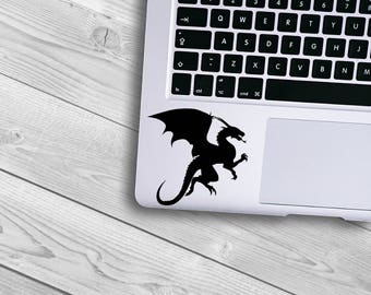 Dragon Decal / Dragon Sticker / Dragon Car Decal / Dragon Vinyl Decal / Mother of Dragons / Dragon Decor / Dragon Silhouette, Vehicle Decals
