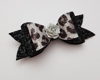 Headband, Fabric, Bow, Glitter, Hair Accessories, Clips, Accessories, Hair, Ribbon, Bows, Hair Clips.