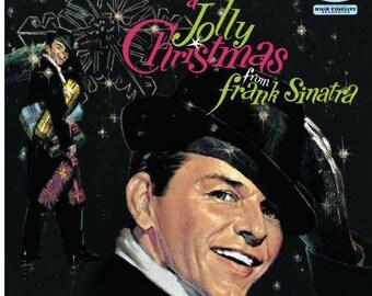 Frank Sinatra----A Jolly Christmas From Frank Sinatra