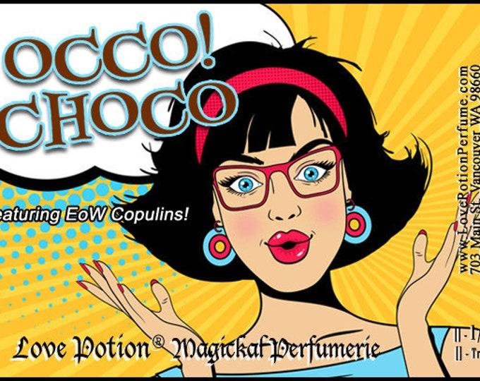 OCCO: Choco w/Copulins - LIMITED EDITION! - Pheromone Enhanced Perfume for Women - Love Potion Magickal Perfumerie
