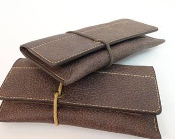 Leather tobacco pouch tobacco pouch leather tobacco pouch tobacco bag leather hand made tobacco pouch