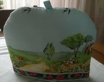 Bright/Rural Tea hat